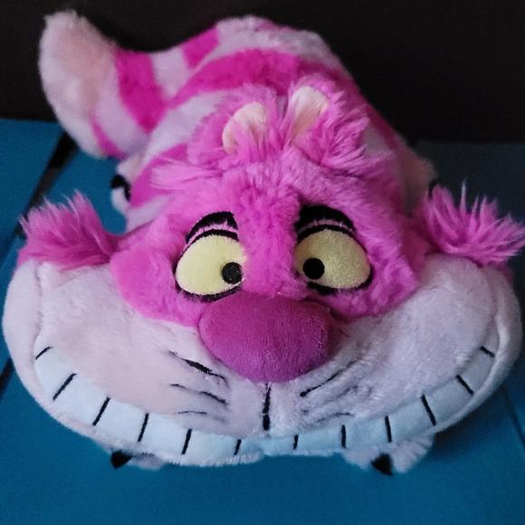 (Disney) Cheshire Cat Exclusive Plush Figure